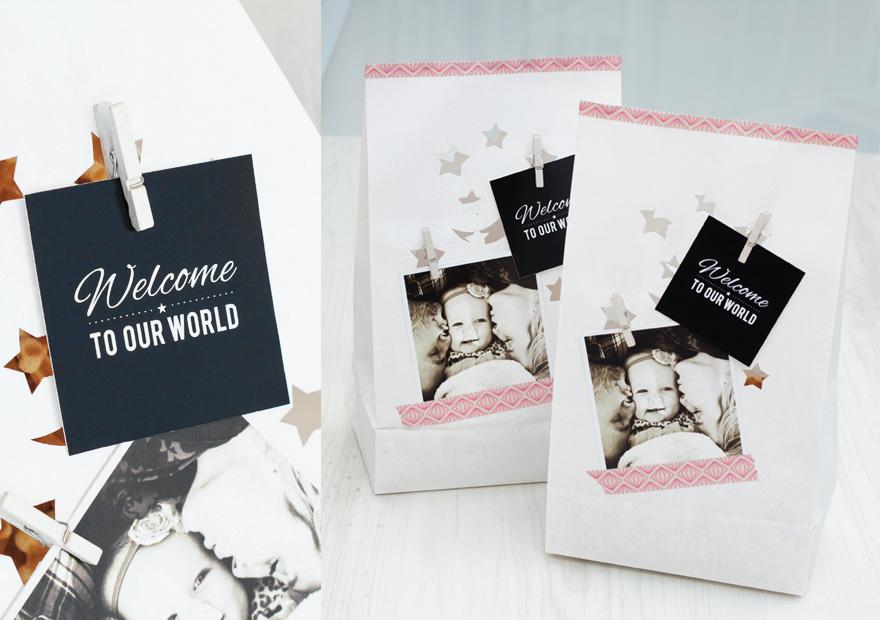 מתנות לאורחים בארוע-שקיות מעוצבות הנד מייד